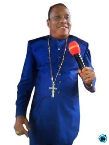 God is angry with FG for proscribing IPOB, negotiating with armed herdsmen – Bishop Udeh